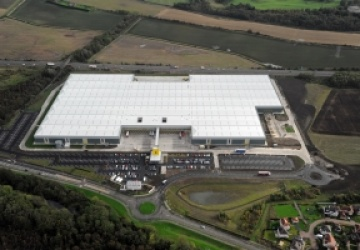 New Distribution Facility for Amazon.co.uk